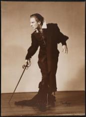 John Gielgud as Hamlet 1938