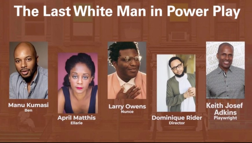 Last White Man cast and creative
