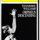 Orpheus Descending playbill