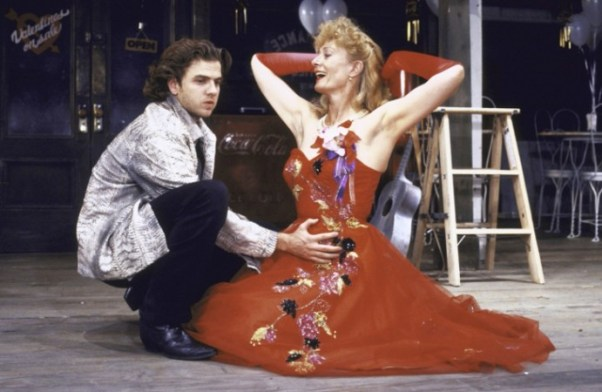 Redgrave with Kevin Anderson in Orpheus Descending