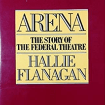 Arena book cover