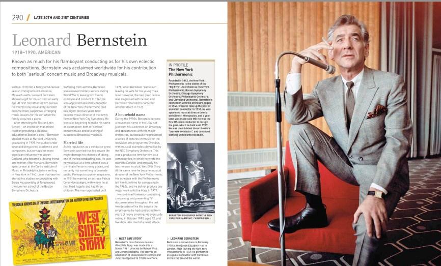 Bernstein in Composers