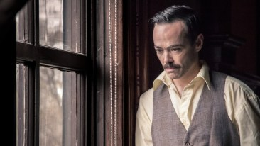 ohn Hensley as Eugene O'Neill