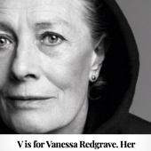 V is for Vanessa Redgrave