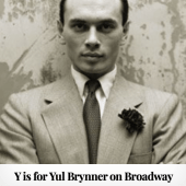 Y is for Yul Brynner