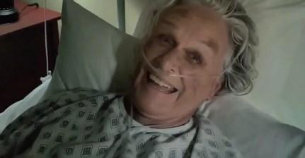 Angels Glenn Close as Roy Cohn