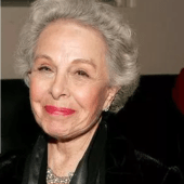 Marge Champion, 101, dancer, actor, choreographer, real-life model for Walt Disney's Snow White and famous dance partner (and wife) of Gower Champion (They divorced in 1973. He became a celebrated Broadway director, and died in 1980.). She appeared in the Broadway revival of Follies in 2001 at age 81.