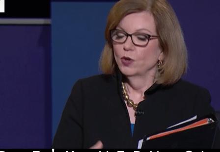 Susan Page moderator
