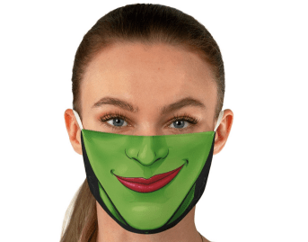 Wicked 2 face mask