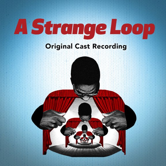 A Strange Loop by Michael R Jackson record cover