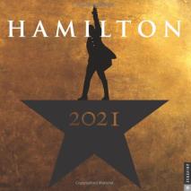 Hamilton 2021 calendar