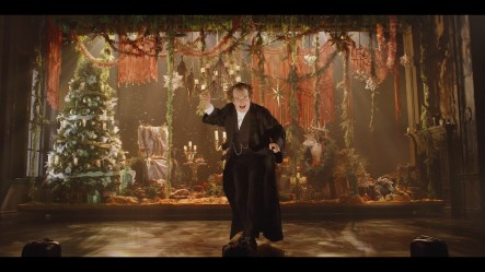 A Christmas Carol with Jefferson Mays 5