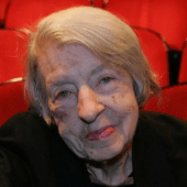 Edith O'Hara, 103, founder of the strange and eclectic 13th Street Repertory Company
