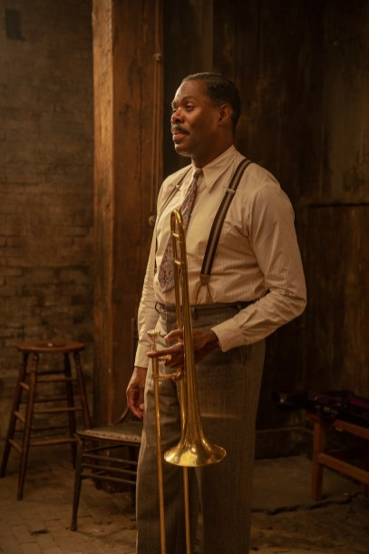 "Colman Domingo a ""Cutler"""