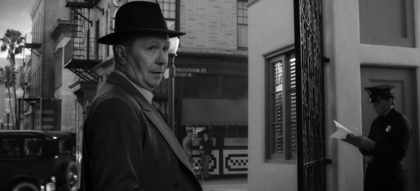 MANK (2020) Gary Oldman as Herman Mankiewicz. Cr: NETFLIX