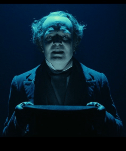 Jefferson Mays in A Christmas Carol