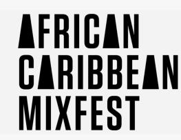 African Caribbean mixfest logo