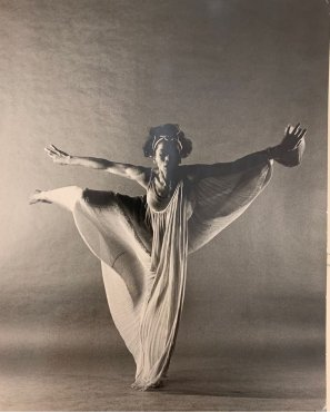 Born in Philadelphia in 1925, Mary Hinkson was a modern dancer and influential dance teacher, known primarily for her work with the Martha Graham Dance Company Hinkson died in 2014 at the age of 89