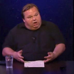 Mike Daisey pandemic monologue 1