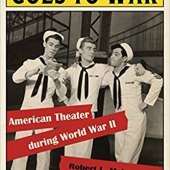Broadway Goes to War book cover