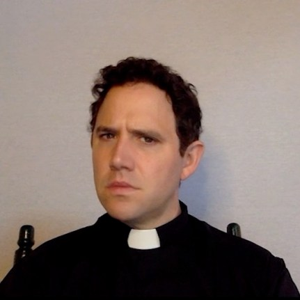 Santino Fontana as Father Michael