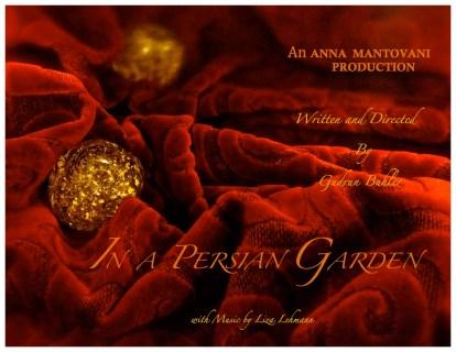 In A Persian Garden final