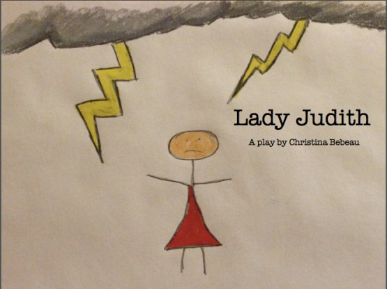 Lady Judith Poster