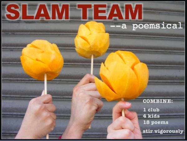 Slam Team Poster 2