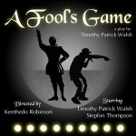 A FOOL'S GAME