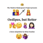 OEDIPUS, BUT BETTER