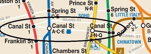 stazioni metro new york