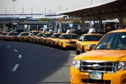 taxi jfk manhattan