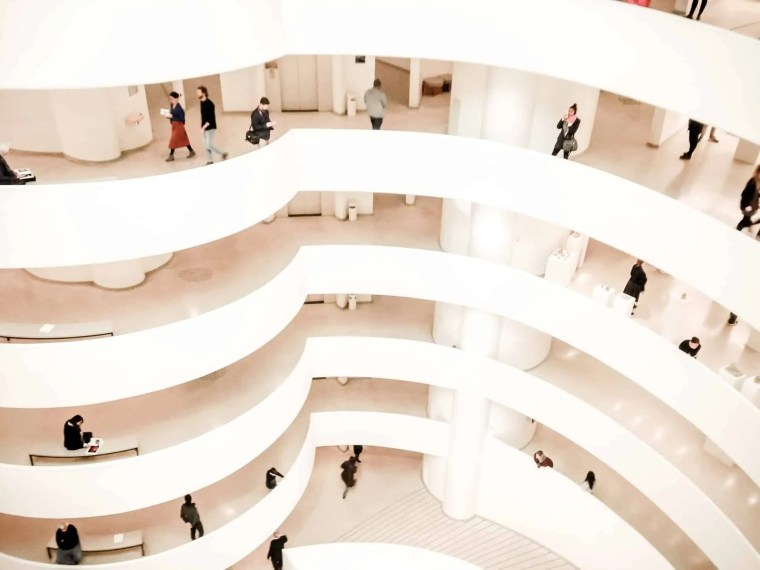 guggenheim musei new york