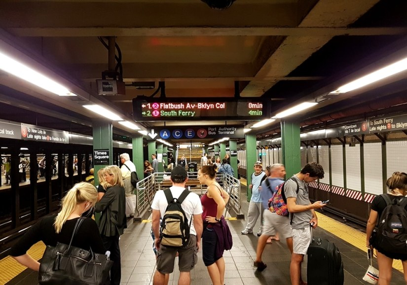 Comment prendre le métro à New York