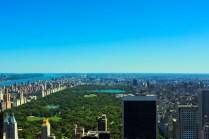 Central Park depuis TOR