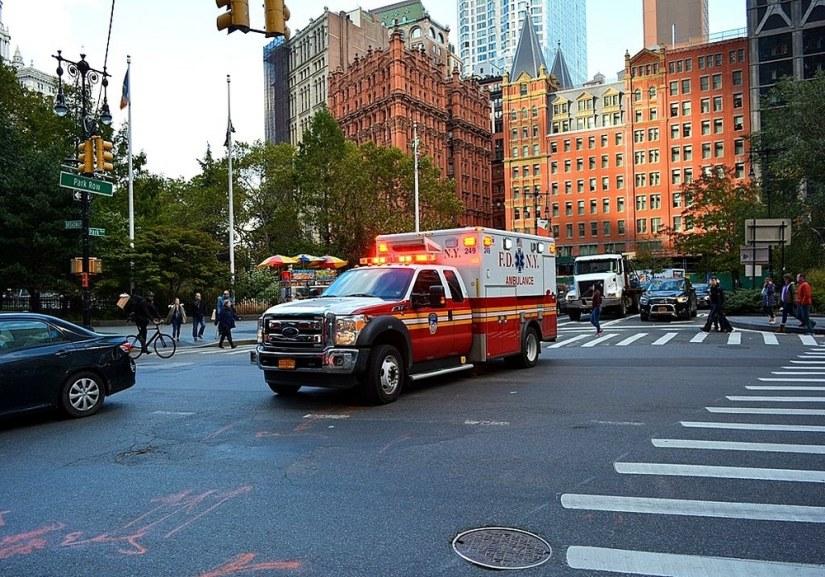 L'assurance santé, indispensable pour votre séjour à New York.