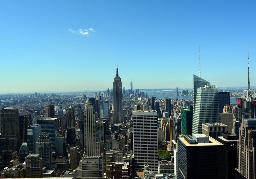 visite New York première fois