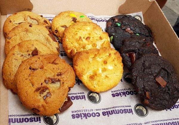 levain,bakery,levain bakery,boulangerie,cookies,gâteaux,cakes,meilleur,insomnia cookies,manhattan,Harlem