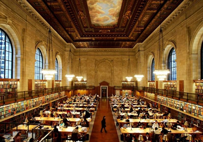 Bibliothèque publique de New York
