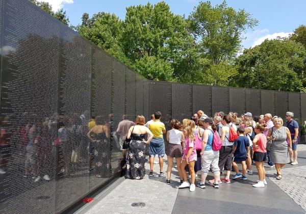 Vietnam Memorial washington