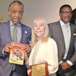 Rev. Al Sharpton Honors Gloria F. Goldwater at National Action Network L.A.'s Vanguard Awards