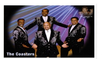 Coasters Appearing at Lehman Center on Jan 23rd