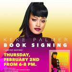 KeKe Palmer Brings New Year Motivation to City College Center for the Arts