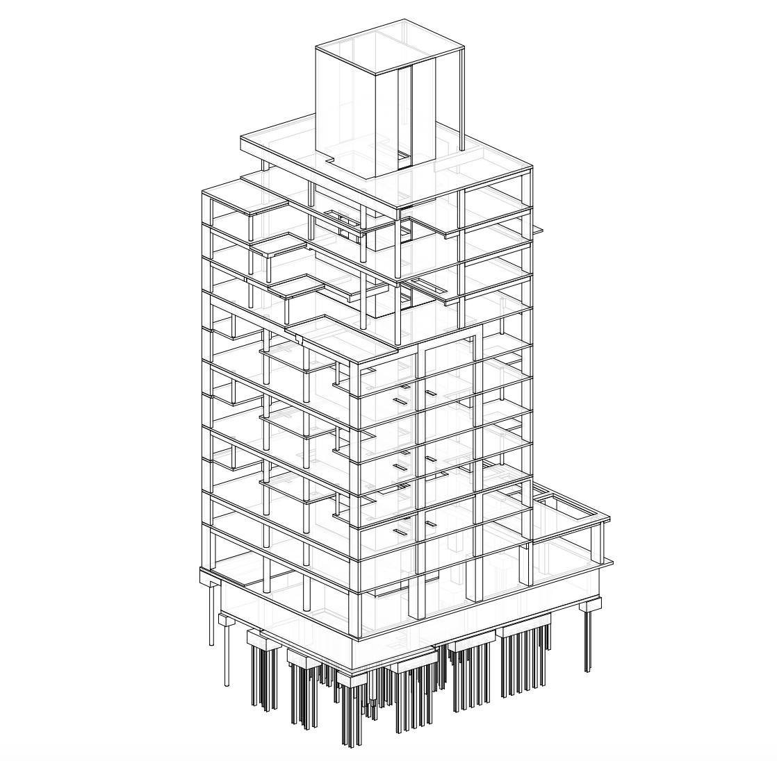 Permits Approved For 550 West 29th Street West Chelsea