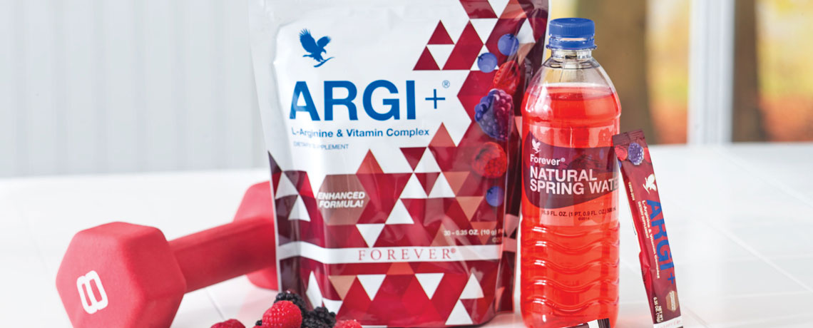 Forever ARGI Plus L-Arginine Supplement