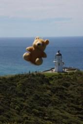 und Teddy war auch hier!