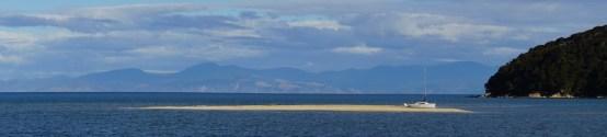 Meine eigene Insel bei Marahau