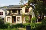 schöne Viktorianische Häuser