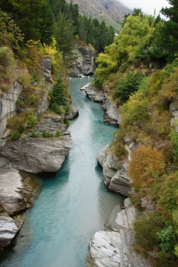 Shotover River mit Jetboats