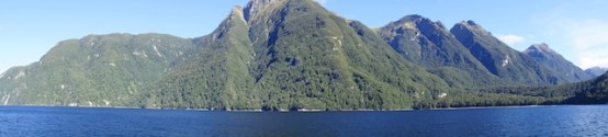 Panorama Doubtful Sound